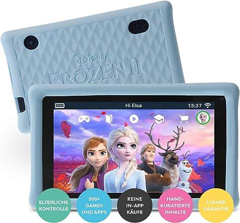 Pebble Gear Kinder Tablet 7 Die Eiskönigin 2 Disney Computer Zubehör