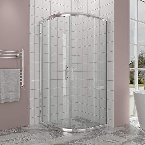 Sliding Walk In Shower Doors.Elegant Sliding Corner Glass Round Shower Enclosure 36 7 10