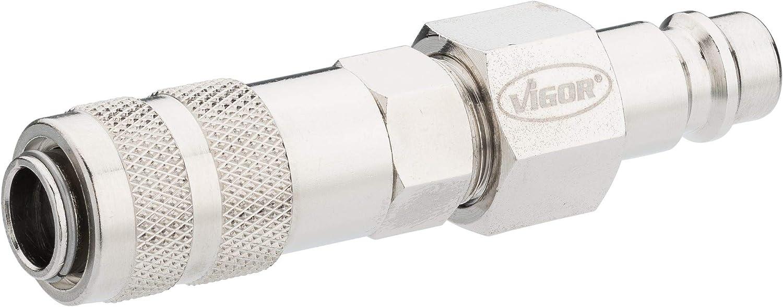 Vigor Kupplung 7 2 Mm Auf 4 4 Mm Zur Adaptierung Von Handpumpen Mit Kühlsystemadaptern V5922 Baumarkt