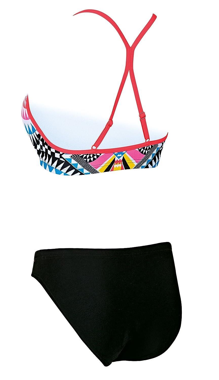 Zoggs Baker 2 Piece Bikini Femme