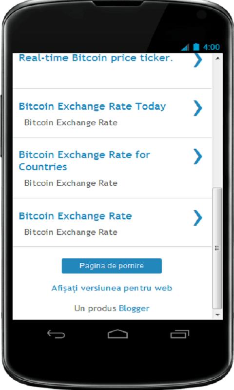 pentru bitcoin trader