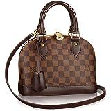 7c99fb228ecd Authentic Louis Vuitton Damier Alma BB Cross Body Handbag Article  N41221  Made in France