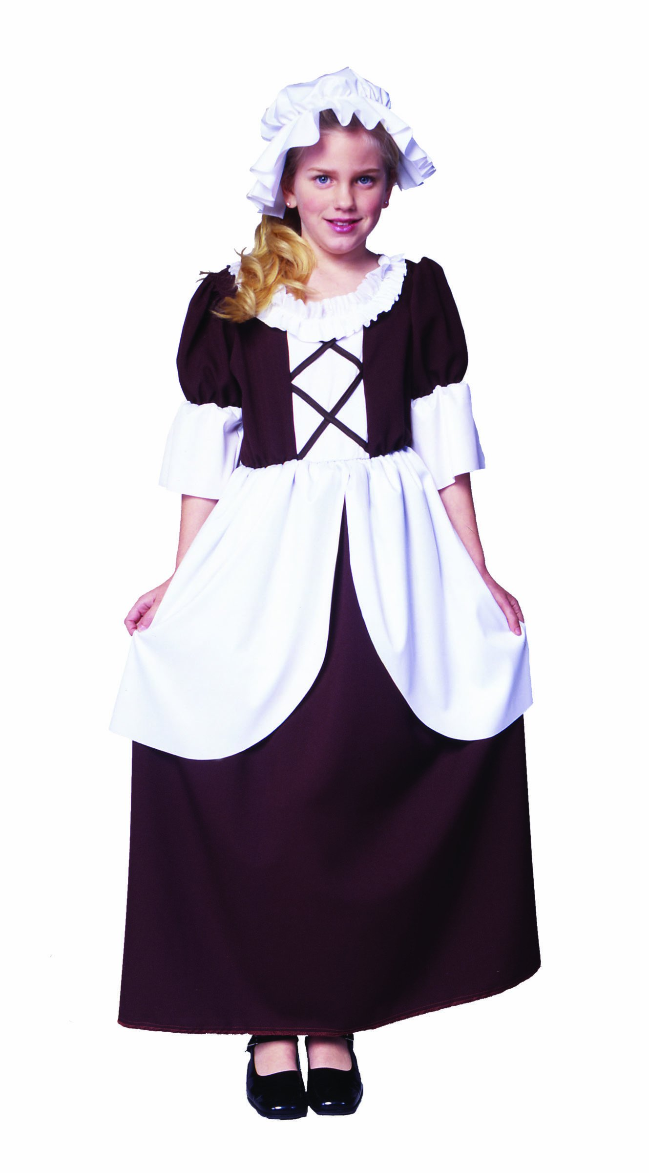 RG Costumes Colonial Girl