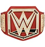 WWE Ufficiale Giocattolo Rosso Universale Champion Wrestling Titolo 2017