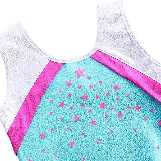 Amazon.com: BAOHULU - Traje de baile, diseño de leotardo de ...