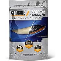 CERAKOTE Ceramic Headlight Restoration Kit