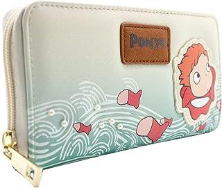 Studio Ghibli Ponyo Principessa del pesce rosso Crema Portafoglio 31231