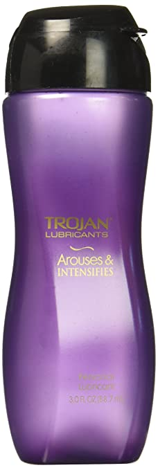 Trojan Lubricants Arouses & Intensifies for a Crazy Sexy Feel Ultimate Personal Lubricant : Size 3 Fl. Oz