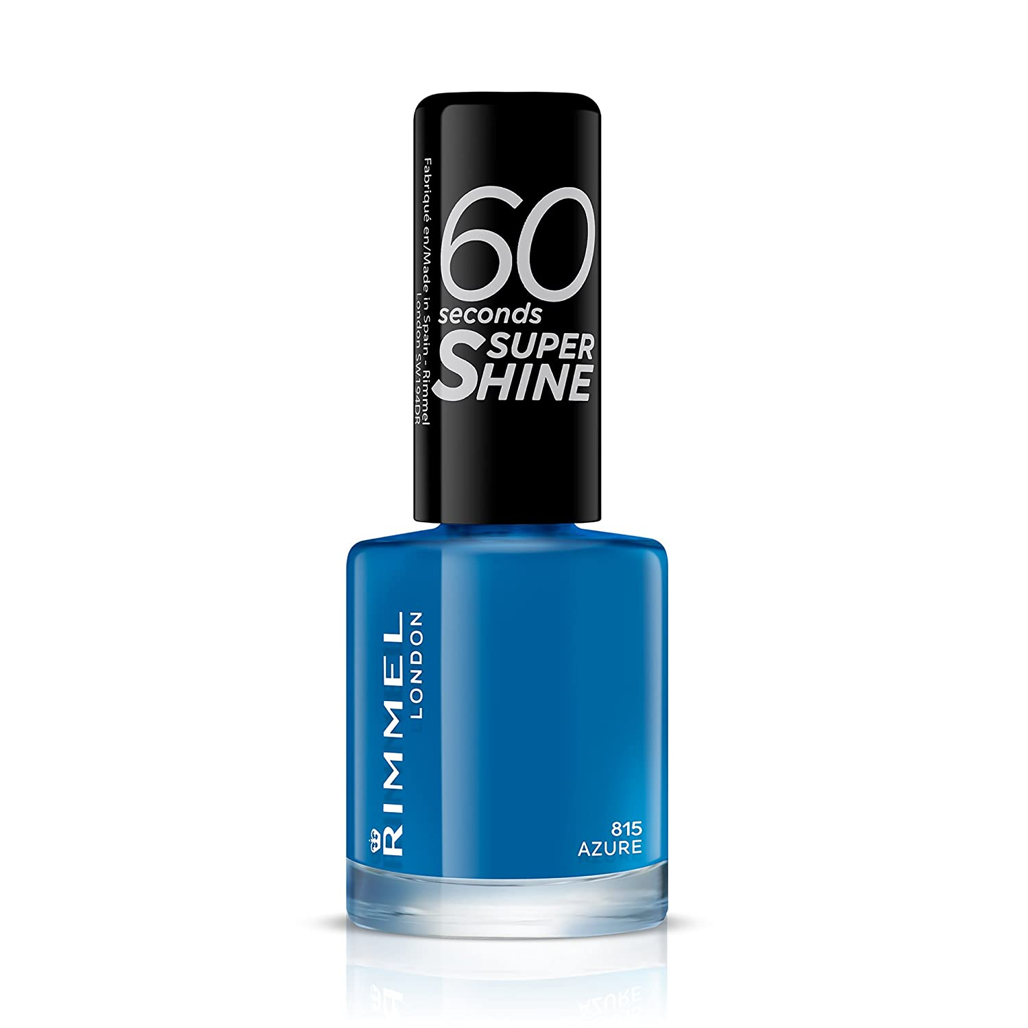 Rimmel London 60 Seconds Super Shine Esmalte de Uñas Tono 815-34 gr ...