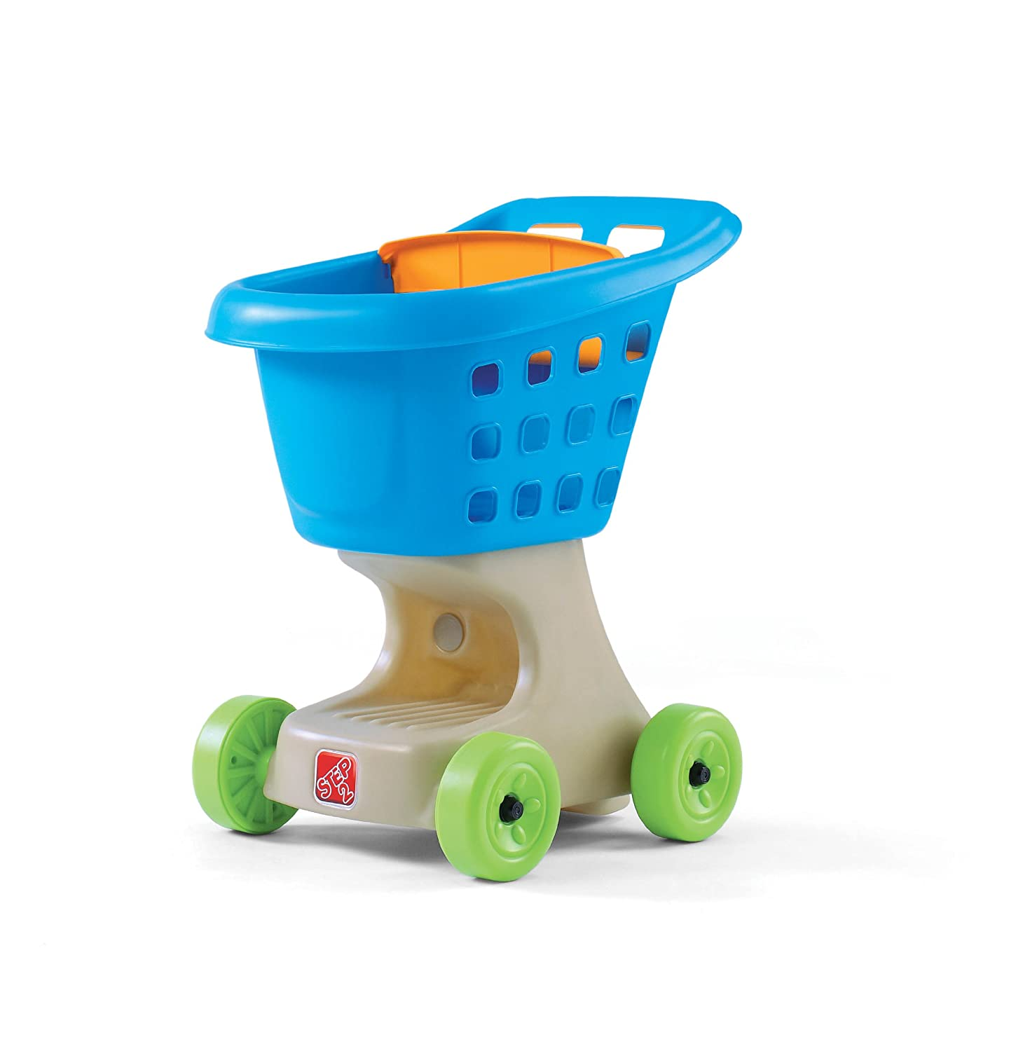 Amazon.com: Step2 Little Helpers Kids Shopping Cart: Toys & Games
