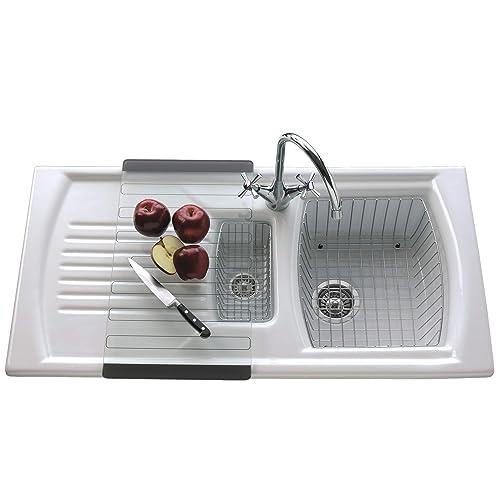 Ceramic Kitchen Sink: Amazon.co.uk