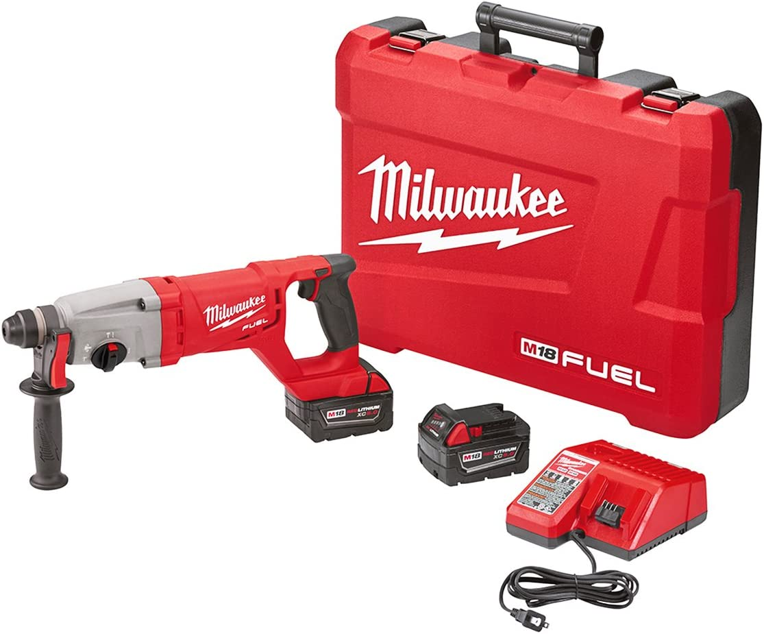 MILWAUKEE D-Handle Drill Kit