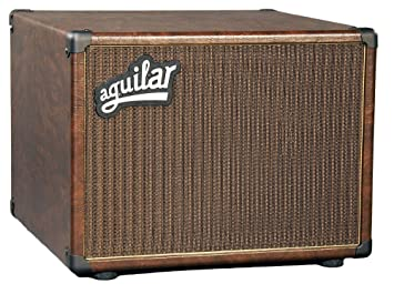 Aguilar 112 DB NT-8-chocolate thunder ohm