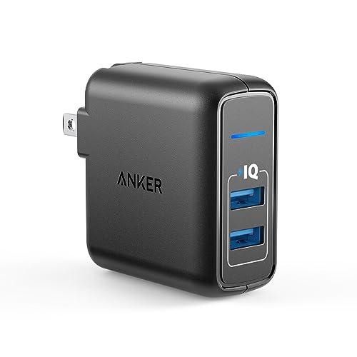Anker PowerPort 2 Elite ブラック