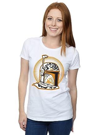 STAR WARS ni/ñas Boba Fett Dia De Los Muertos Camiseta