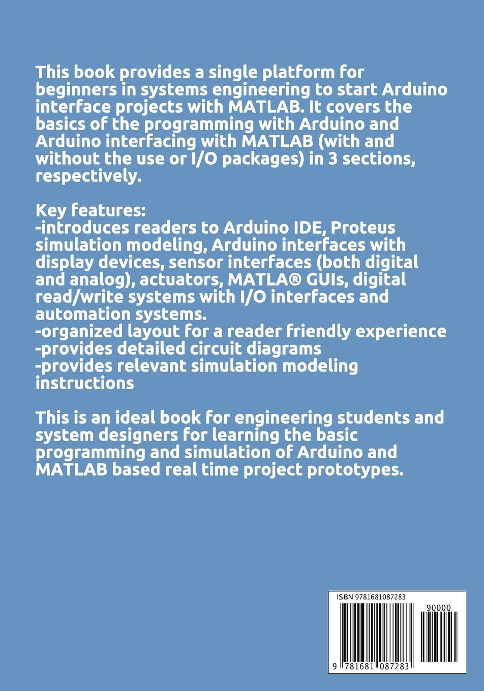Matlab Arduino Projects
