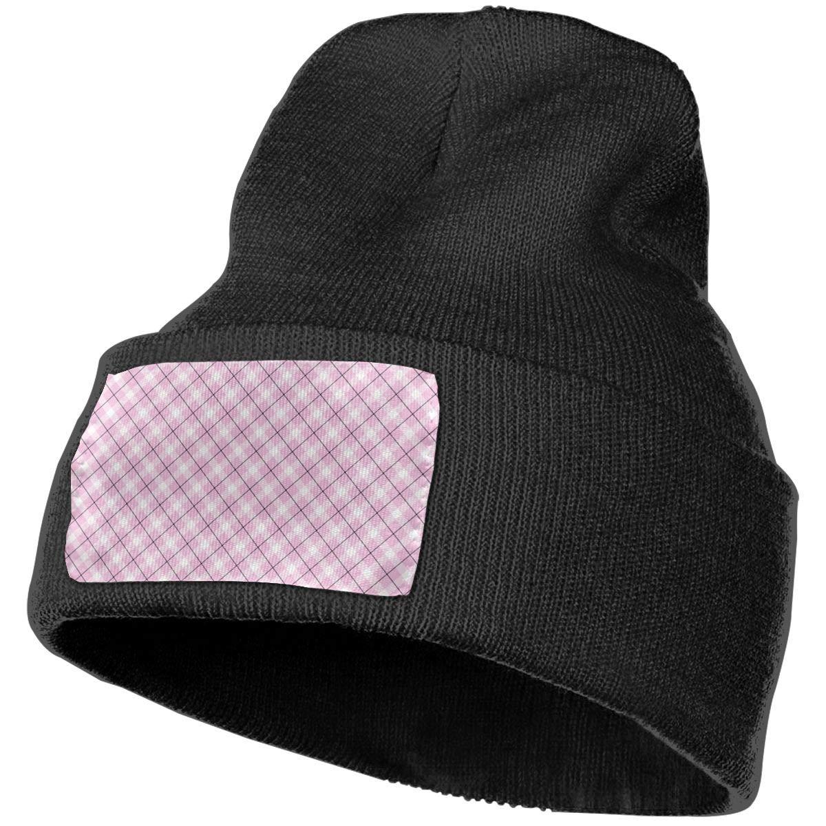 Field Rain Buffalo Stripes Unisex 100/% Acrylic Knit Hat Cap Rider Soft Beanie Hat Woolen Hat