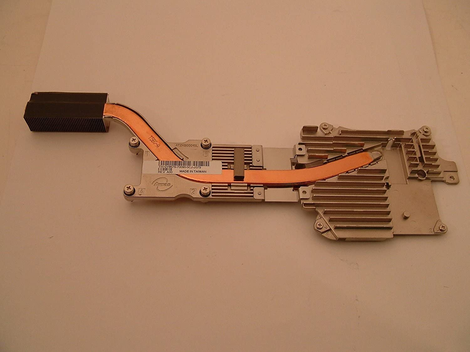Dell Laptop Y8676 Heatsink Latitude D810