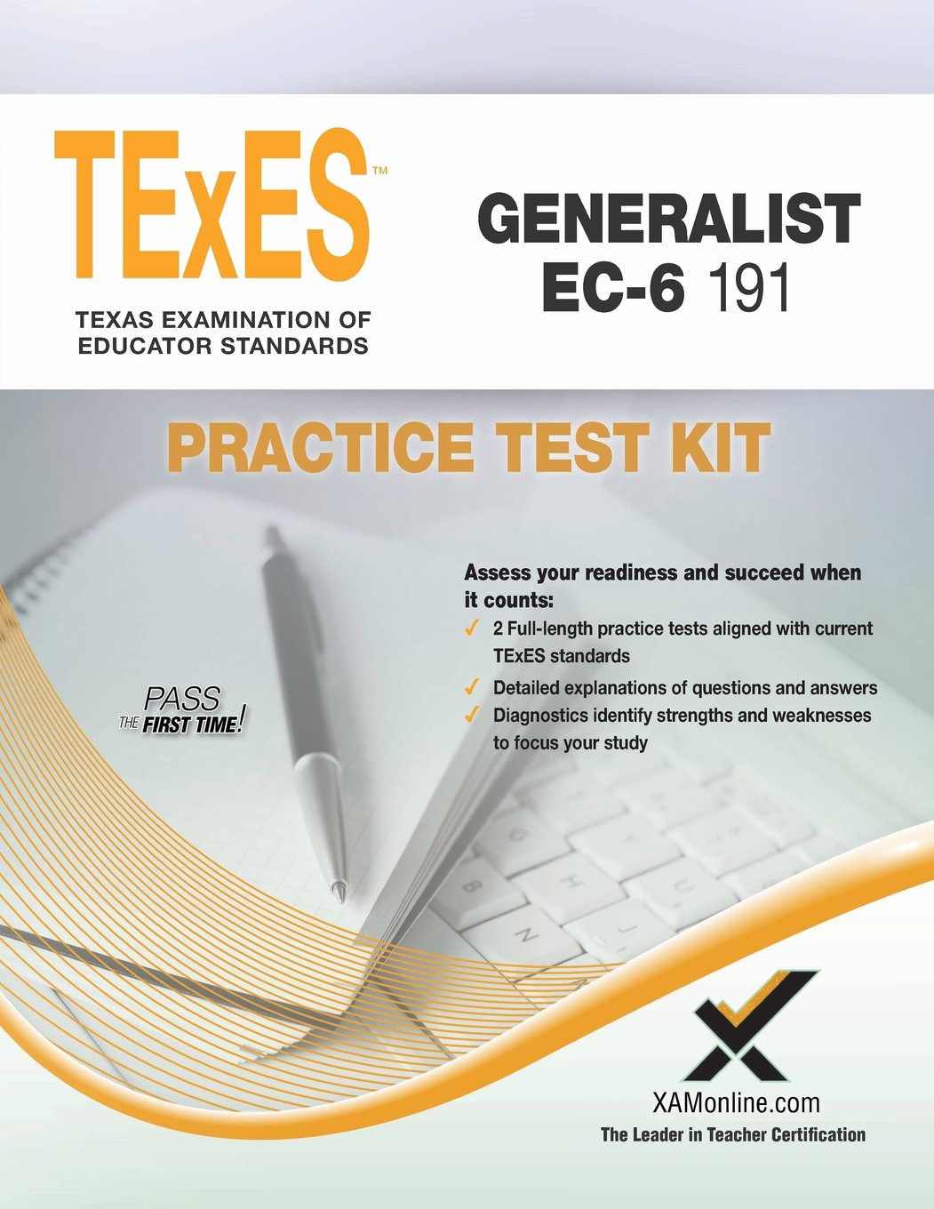 Passing the texes certification exam - Texes Generalist Ec 6 191 Practice Test Kit Sharon A Wynne 9781607873969 Amazon Com Books