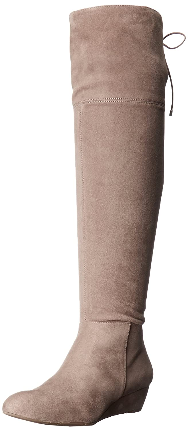 Jessica Simpson Women's Baiden Riding Boot B01FN6Q2IE 8 B(M) US|Slater Taupe