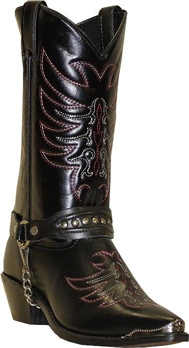 Abilene Botas de Sage por para Hombre Scorpion arnés – 3032 ...