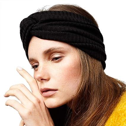 Amazon.com: BLOM - Diadema para mujer Calentador de oídos de ...