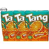 Tang- Orange Flavor Crystals (3 In 1 Pack) (Pack of 3)