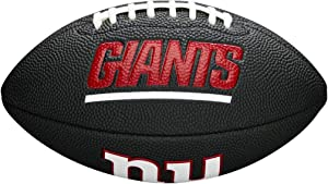 Wilson NFL Team Logo Mini Size Football