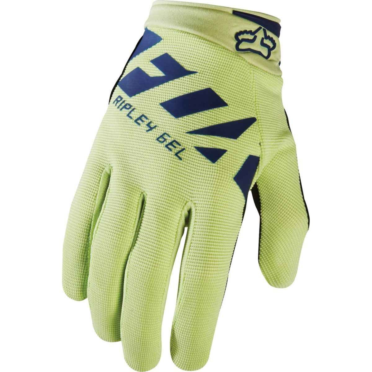 Fox Ripley Gel Long Finger Ladies Glove 2018 Fox Racing