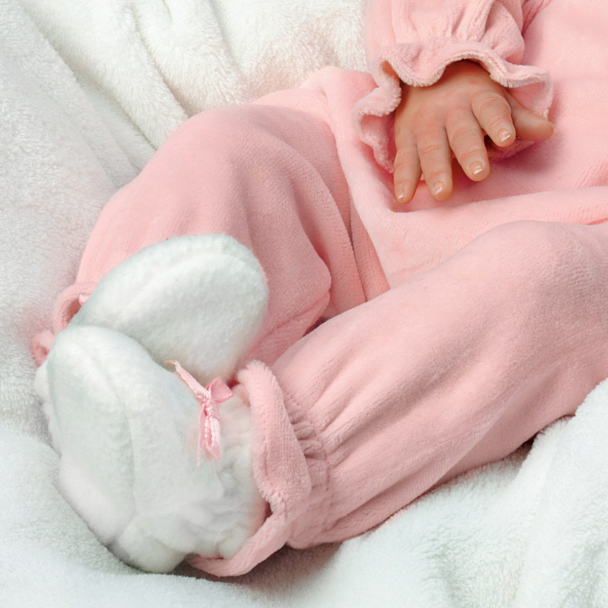 My Sweet Little Kitten So Truly Real Lifelike Baby Girl Doll By Mayra Garza by The Bradford Exchange Katie