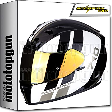 MOTOTOPGUN SCORPION 71-144-234 Casco de moto integral EXO-710 AIR GT