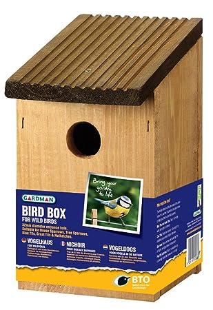 Gardman Nido para pájaros: Amazon.es: Jardín