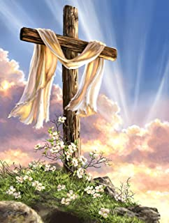 product image for He is Risen 500 pc Jigsaw Puzzle by SUNSOUT INC