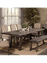 Alpine Newberry Extension Dining Table