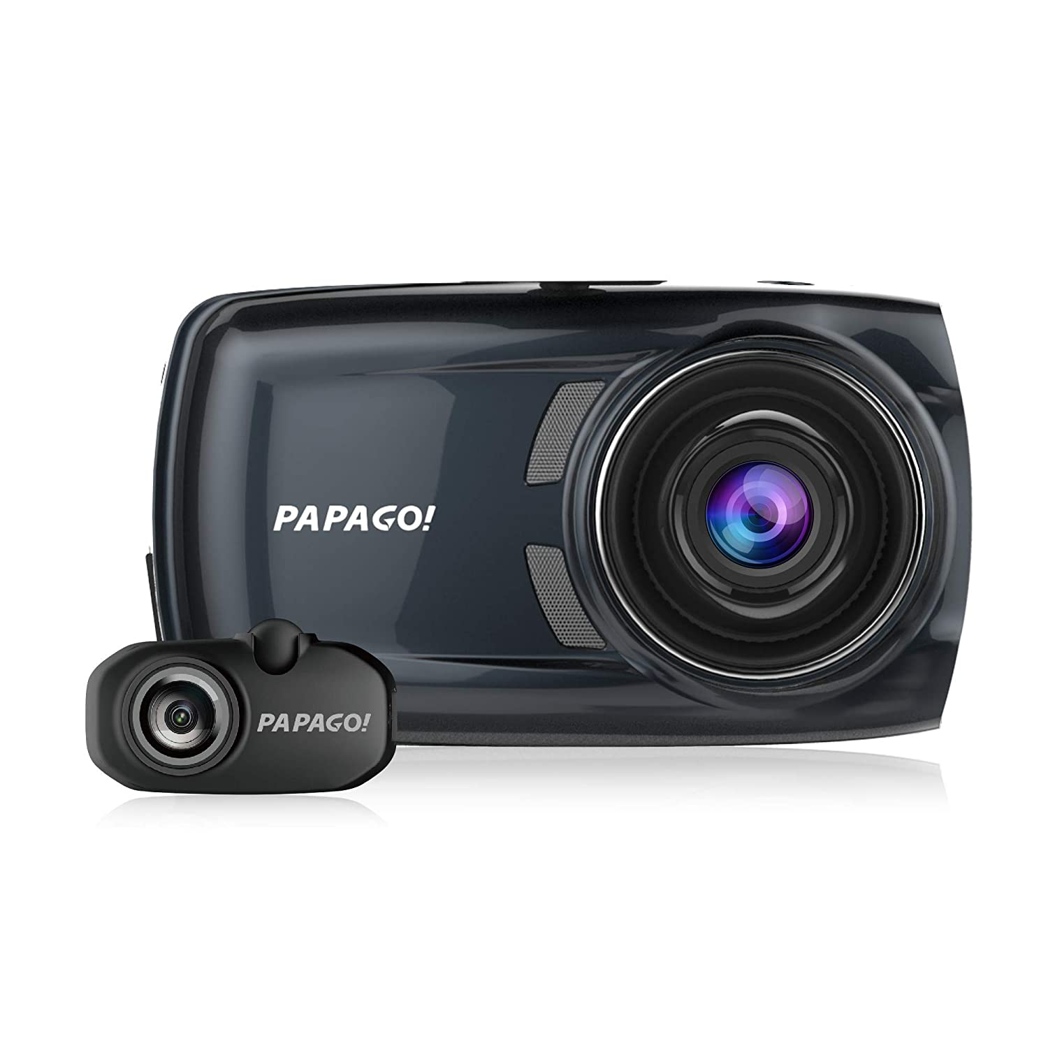 PAPAGO! GoSafe S810 Full HD 1080p Dashcam with 2.7' LCD Screen & Rear Camera