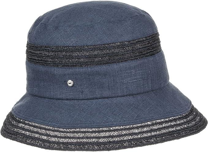 Roma Cappello da Donna in Canapa Mayser cappelli da pescatore cappelli da  spiaggia One Size - 3755cde64379