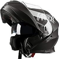 Westt Torque X Flip up Helm - Systeemhelm Full Face Motorhelm