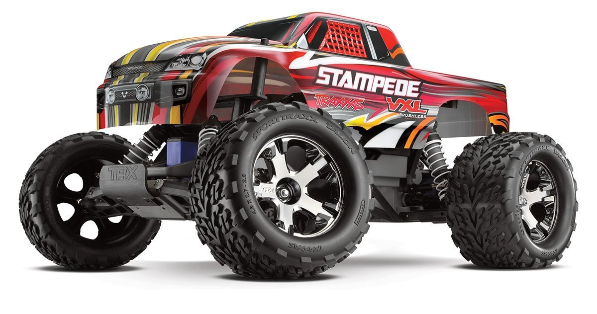 Fastest RC truck