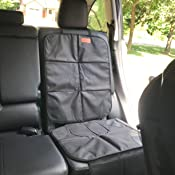 Amazon.com: Smart Elf - Protector de asiento de coche, 2 ...