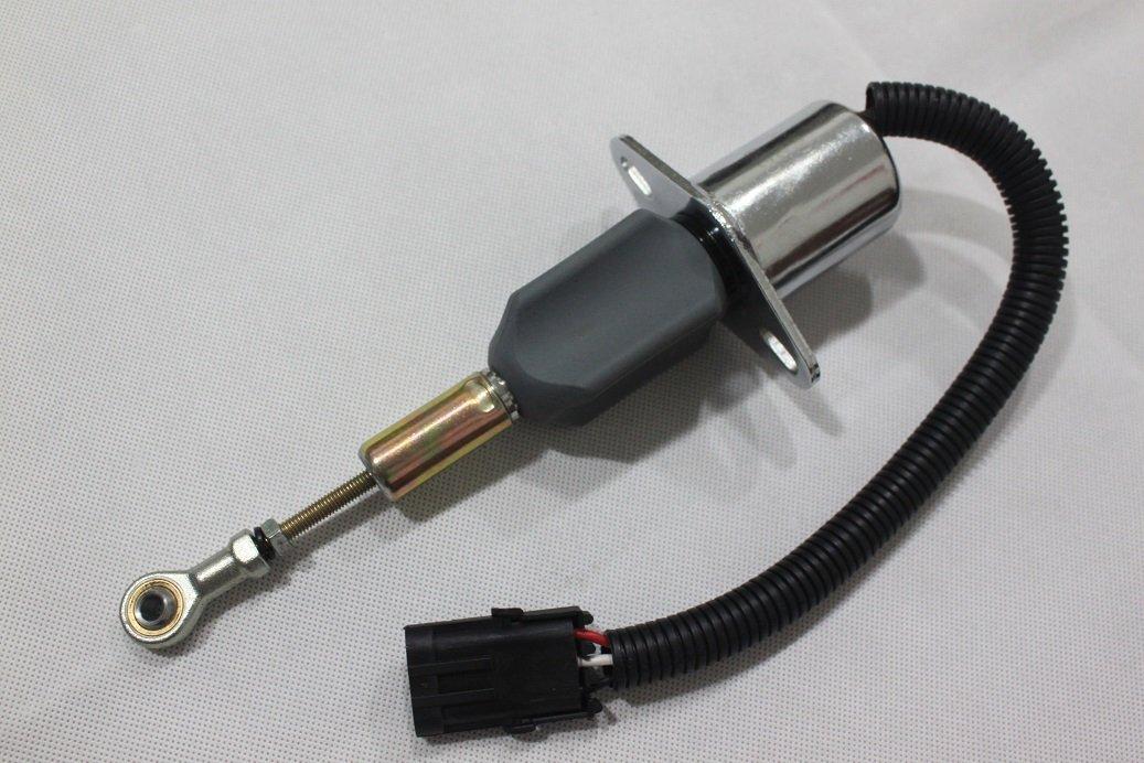 Blueview Diesel shut off solenoid 3930233, 12V SA-4335-12 for Cummins 6BT 5.9L & 6CT 8.3L