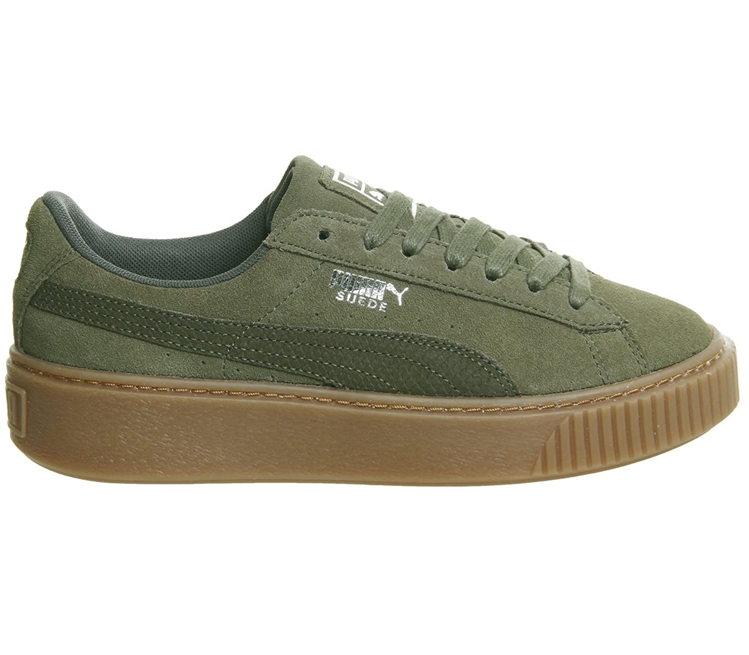 Puma Suede Platform Animal 36510903, Basket - 38 EU