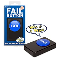 Accoutrements Fail Button