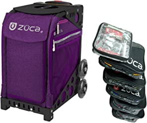 ZUCA Bag Cosmic Purple