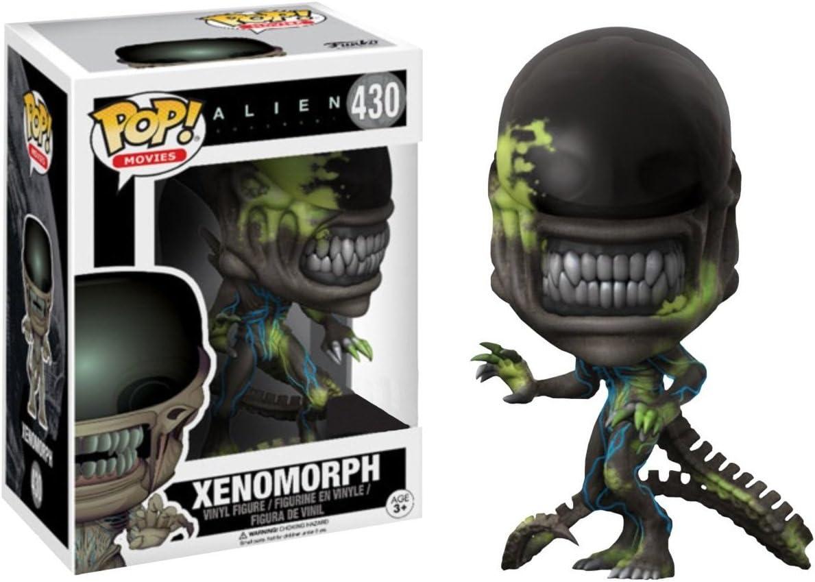 Bloody Xenomorph Collectible Figure Alien Funko Pop Movies Multicolor