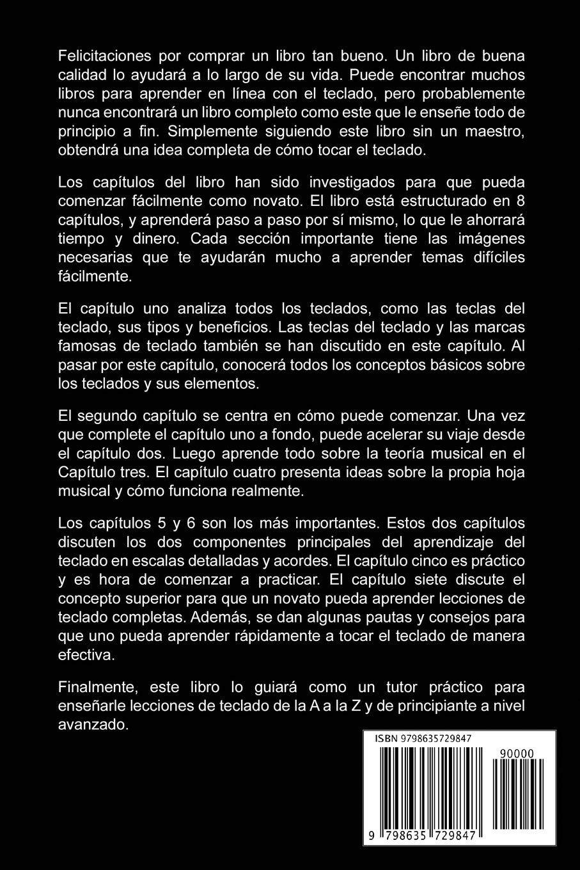LECCIONES DE TECLADO: Guía esencial para principiantes ...