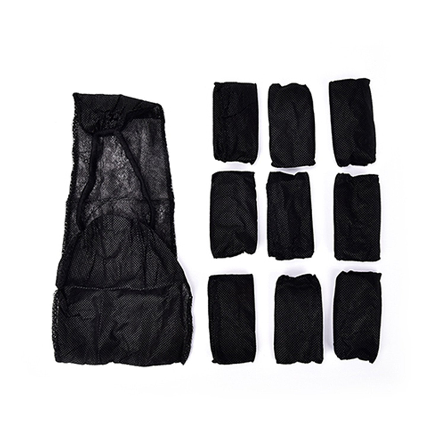 Madehappy 10Pcs/Lot Saloon Spa Travel Disposable Panties Underwear T-Back Hot Black One Size