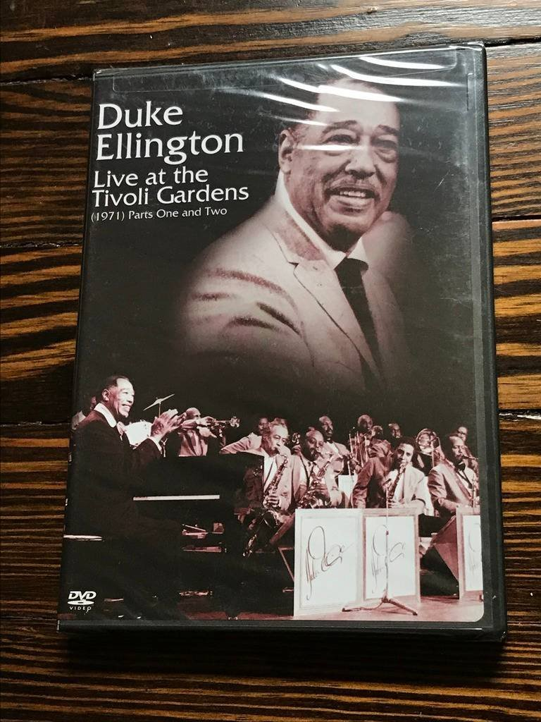 Duke Ellington - Live at the Tivoli Gardens by Image Entertainment