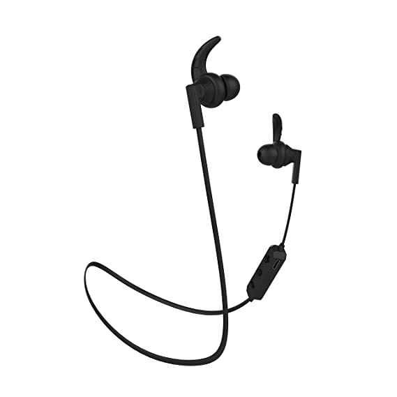 Wireless Headphones with Mic for Fire TV, Compatible A-pple TV Bluetooth  Earphone, Roku Express Earbuds, AirTV Headset
