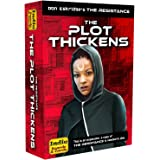 Indie Board & Card Games IBG0RE05 The Resistance The Plot Thickens Expansion Game