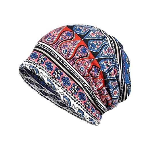 HADM Stylish Soft Beanie Cap Slouchy Skull Hat Chemo Hat at Amazon Women s  Clothing store  c2a595a75bf